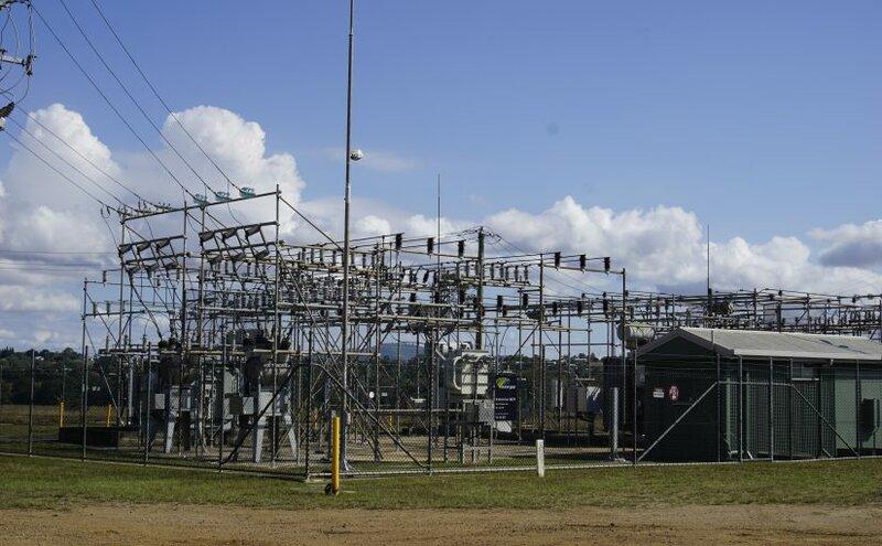 An impromptu tour of Substations